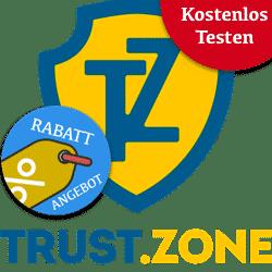 Trust.Zone VPN ➠ 2 Jahre nur €61.99 (€2.59 pro Monat)