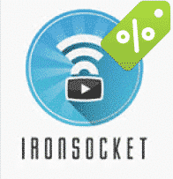 Black Friday: IronSocket - 1 Jahr um nur $22.48